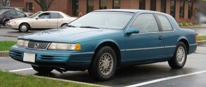 1991 Mercury Cougar - Used Cars Under 1000 Dollars