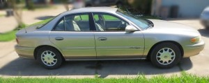 1998 Buick Century - Houston Used Cars Under 1000