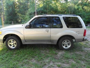 Used Cars on Craigslist - 2002 Ford Explorer Sport