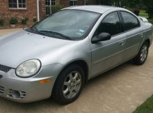 Best Used Cars Under 5000 Dollars - Dodge Neon