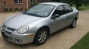 Best Used Cars Under 5000 Dollars - Dodge Neon