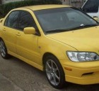 Best Used Cars Under 3000 on Craigslist Houston - 2003 Mitsubishi Lancer